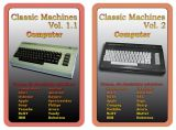 Quartett Classic Machines Vol. 1.1 und 2 Bundle